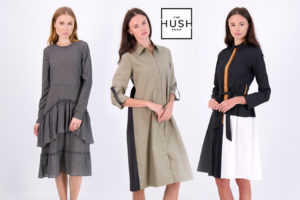 Have You Seen The Hush Shop's New Site?
