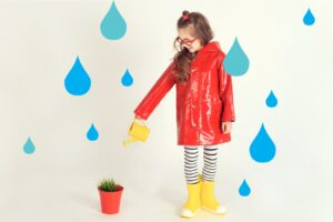 It's Rain Season. Be Ready with These Raincoats and Boots!