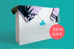 It's So Much Fun to Shop for Camp at Three Bows (+30% Off Memorial Day Sale)!