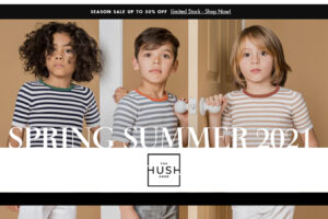 Getting Kids Ready for Summer Is Super Easy at The Hush Shop