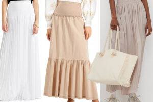 18 Summer Maxi and Midi Skirts You'll Love (Casual + Shabbos + Simchas)