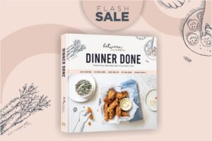 Flash Sale! Dinner Done is 25% Off for 24 Hours Only (+Free Phone Thingy)