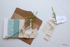 DIY: How to Make This Pretty Rustic Place Card (Beyond Easy)