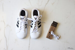 Make Any Shoe or Sneaker into a Slip-On with Elastic Shoelaces
