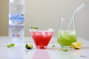 Let's Start Our Summer Cocktail Series With Boozy Limonana and a Sea Breeze
