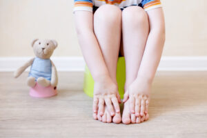 How to Toilet Train Your Toddler