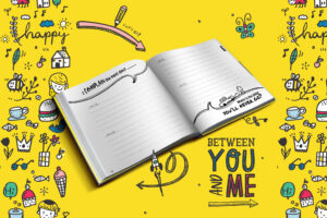 Between You and Me: The Latest Book from Between Carpools is for Your Kids!