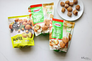 How To Use All The Falafel Balls in Your Freezer