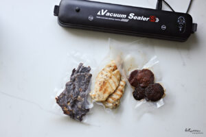 Vacuum Seal Some Chicken Or Jerky for Meals on the Go or at Yeshiva
