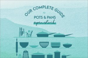 complete guide to pots and pans